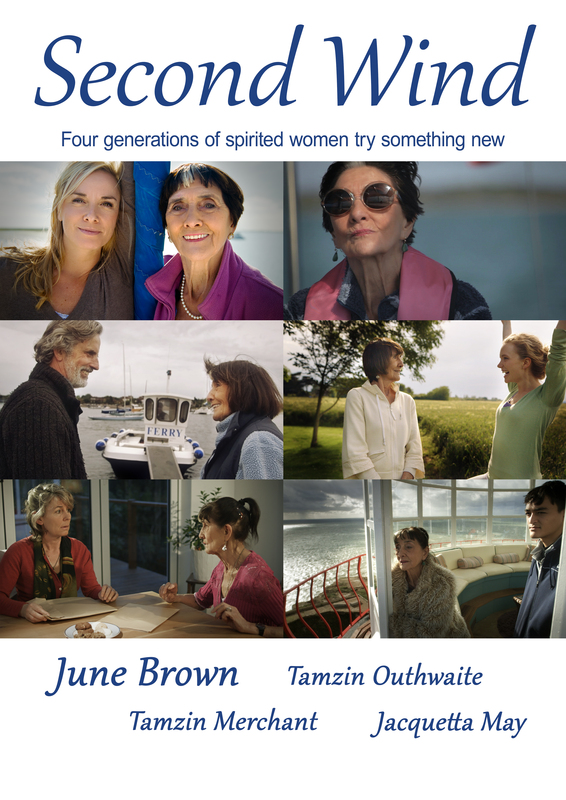 A film with June Brown